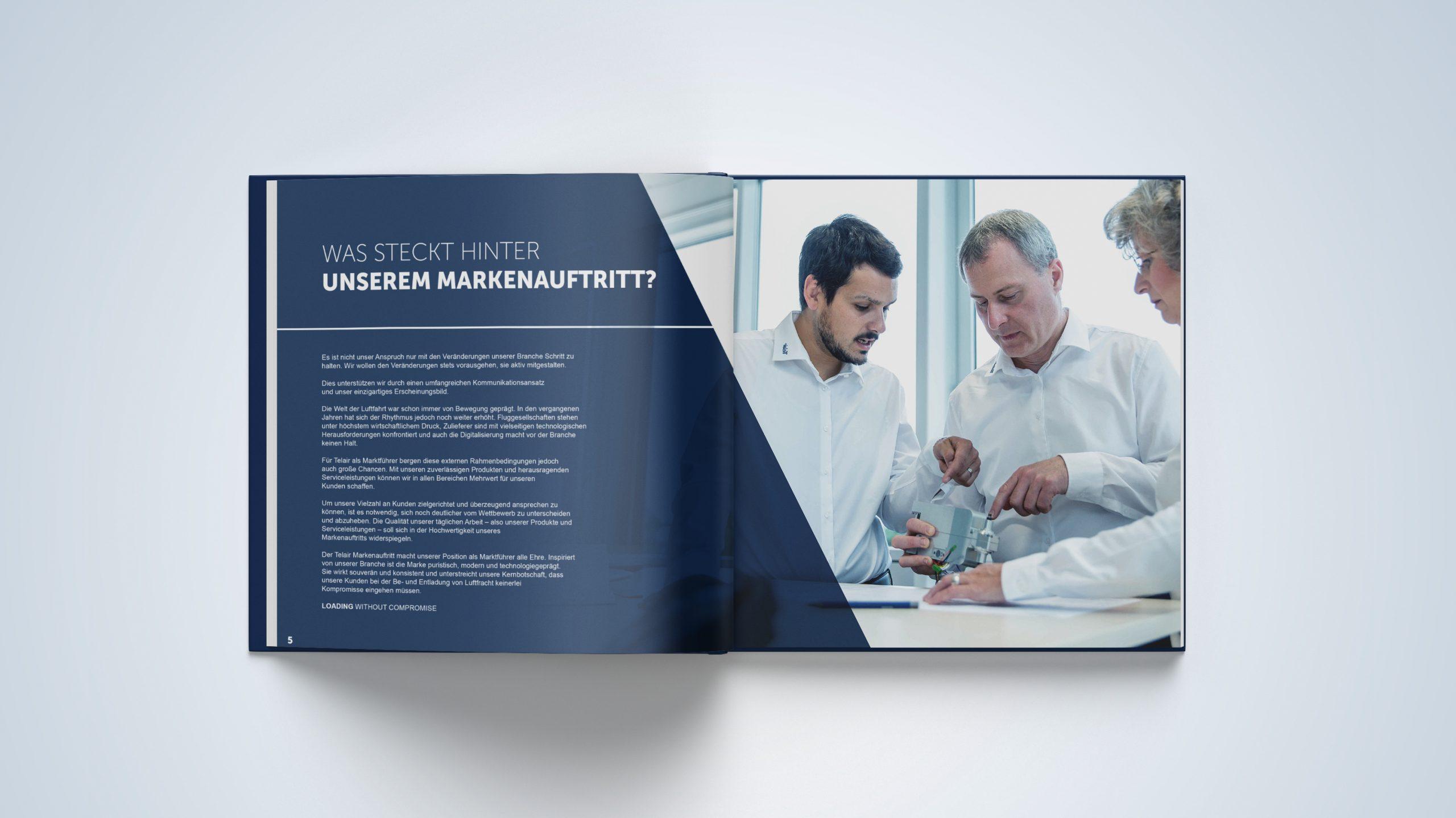 Wir gestalten das Brand Book deines Unternehmens und erzählen die Geschichte. Markenbildung