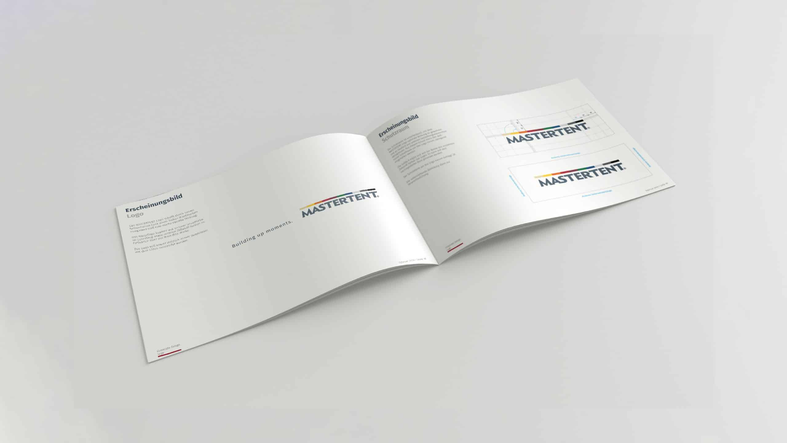 Wir gestalten deinen Design Guide, Produktkatalog oder Flyer. Die Produktion übernehmen wir auch! Grundlegende Markenoptimierung