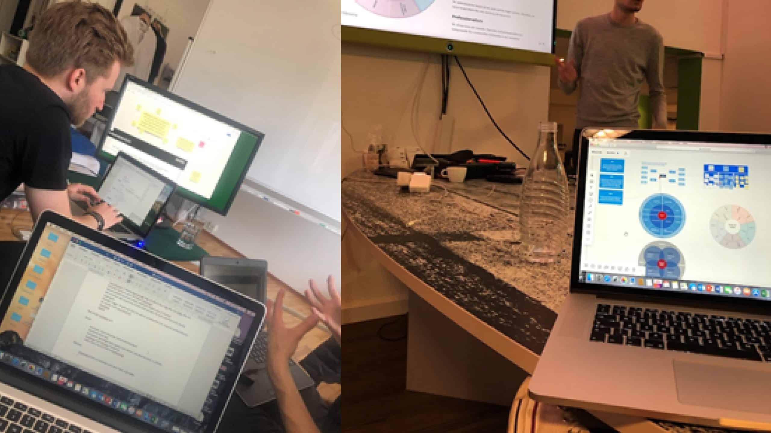 Marken Identität Workshop | Start-Up Pitchdeck Gestaltung