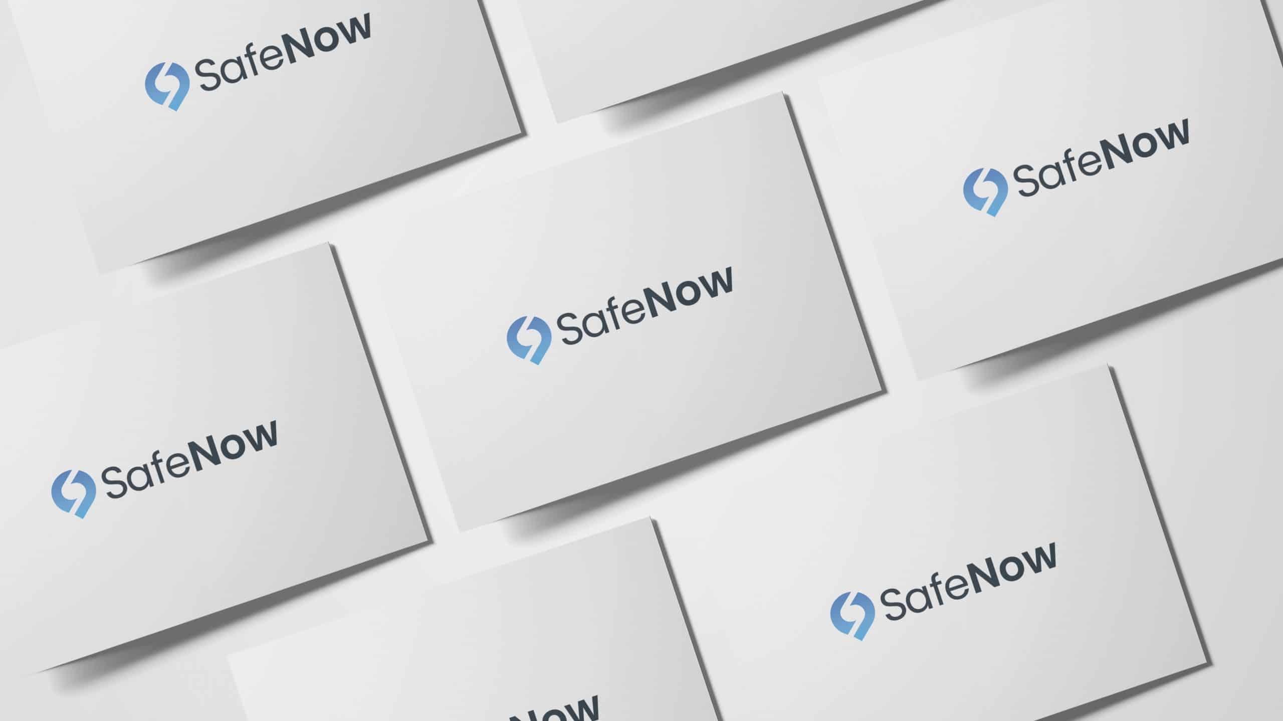 Start-Up Pitchdeck | Logo Gestaltung SafeNow