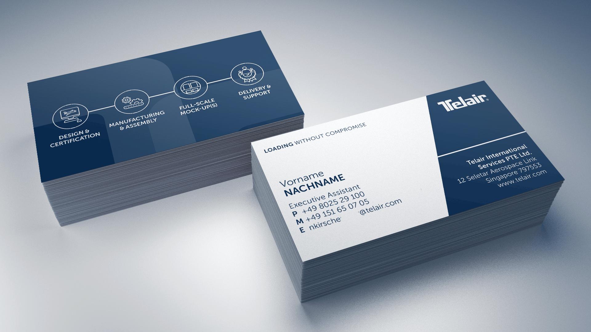 Wir gestalten deine Visitenkarten. Alle Formate und Größen. Die Produktion übernehmen wir auch. Grafik Services.