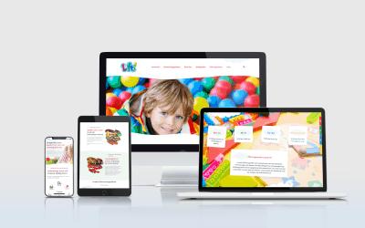 Für die Lufti Kinderspielwelt haben wir die Website Entwicklung übernommen.