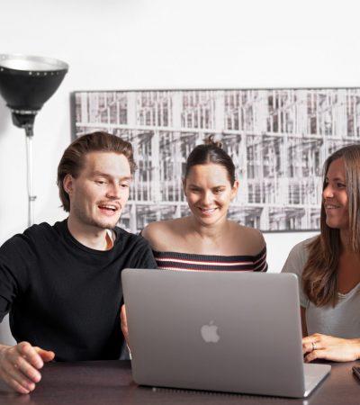 Agentur BONFIRE durchdachtes Brand Design | Kundengespräch