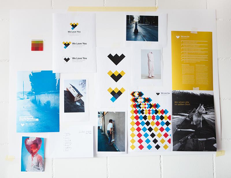 Mit Moodboards zum klaren und konsistenten Design