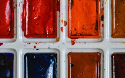 Was deine Unternehmensfarbe über dich aussagt